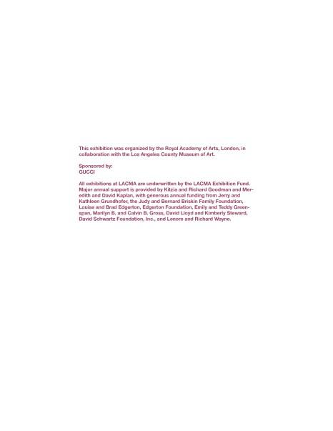 Press Release LACMA 2